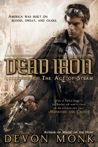 Review & Giveaway: Dead Iron