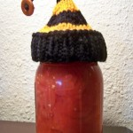 Knitting and Canning
