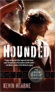 hounded kevin hearne