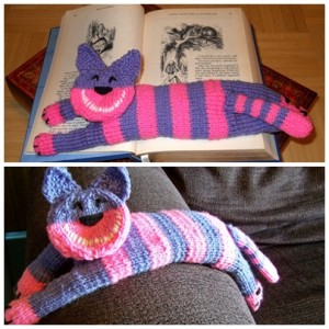cheshire book cat