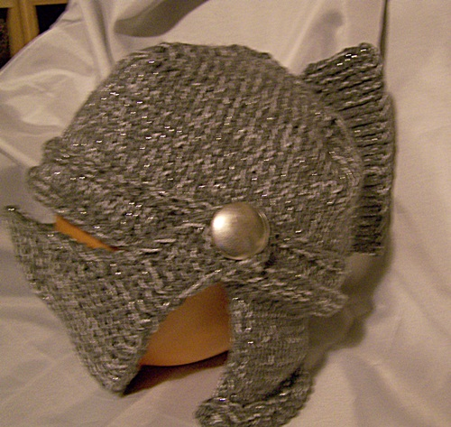 Knight Hat Knitting Pattern : The Knights who say ?Knit!?